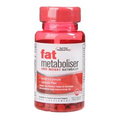 Nutritional Headquarters Fat Metaboliser 120 Tablets