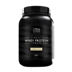 Tom Oliver Nutrition Diet Protein (Cookies and Cream)