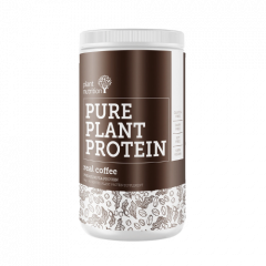 Plant Nutrition Pure Plant Protein Real Coffee 1kg