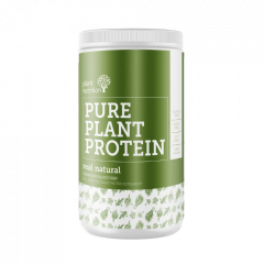 Plant Nutrition Pure Plant Protein Natural 1kg