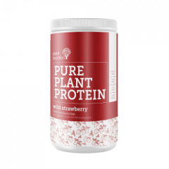 Plant Nutrition Pure Plant Protein Strawberry 1kg