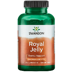 Swanson Royal Jelly Max Strength 100 Softgels