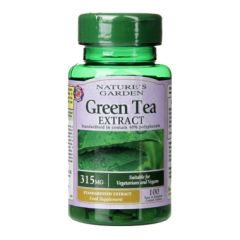 Good n Natural Green Tea Extract 100 Tablets 315mg