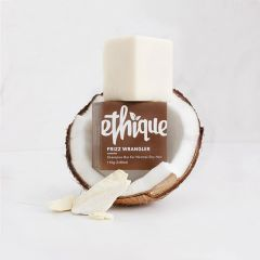 Ethique Frizz Wrangler Shampoo Bar for Dry or Frizzy Hair 110g   Popular!33 others have added this to their bag!  81 people rated this product 5 stars!  Ethique Frizz Wrangler Shampoo Bar for Dry or Frizzy Hair 110g