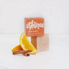 Ethique Sweet & Spicy Shampoo Bar For Added Volume 110g