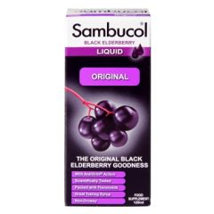 Sambucol Original Black Elderberry Formula 120ml