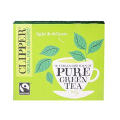 Clipper Green Tea 80 Tea Bags