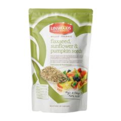 Linwoods Milled Organic Flaxseed, Sunflower & Pumpkin Seeds 425g