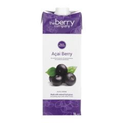 The Berry Company Acai Berry Juice Drink 1L  - BBE: 02Jun2020