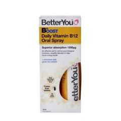 BetterYou Pure Energy B12 Boost Oral Spray 25ml
