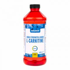 Precision Engineered High Strength 1500mg L-Carnitine Lemon 450ml