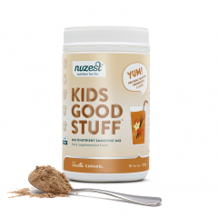 Nuzest Kids Good Stuff Vanilla Caramel 225G