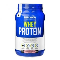 Precision Engineered Whey Protein Strawberry Cheesecake 908g BBE: JUL 2021