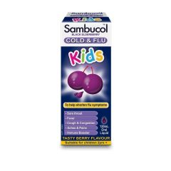 Sambucol Kids Formula (AUS Version), 120 ml