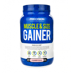 Precision Engineered Muscle & Size Gainer Powder Strawberry 1.9kg