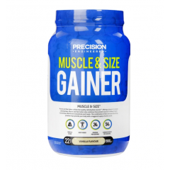 Precision Engineered Muscle & Size Gainer Vanilla 1900g