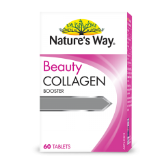 NATURE'S WAY BEAUTY COLLAGEN TABLETS 60S