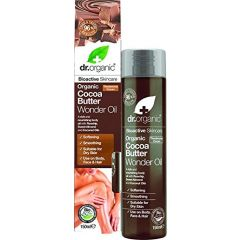 Dr Organic Cocoa Butter Wonder Oil 150ml