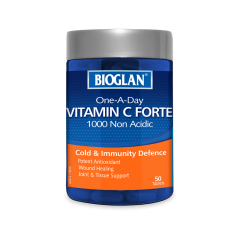 BIOGLAN ONE-A-DAY VITAMIN C 1000MG 50S