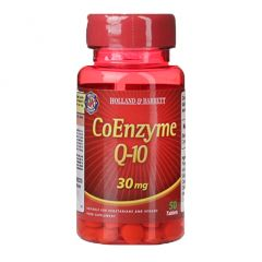 Holland & Barrett CoEnzyme Q-10 50 Tablets 30mg BBE: JAN 2021