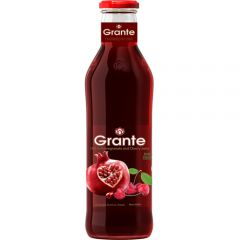 Grante Pomegranate + Cherry Juice 750ML