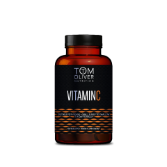 TOM OLIVER NUTRITION Vitamin C (60 Capsules)
