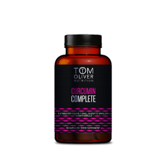 TOM OLIVER NUTRITION Curcumin Complete (60 Capsules)