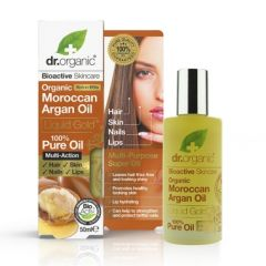 Dr Organic Pure Moroccan Argan Oil 50ml