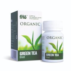 Fito Organic Green Tea 5000mg 40 capsules