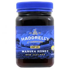 HADDRELL'S MANUKA HONEY UMF 16+ 500g