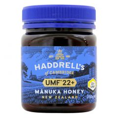 HADDRELL'S MANUKA HONEY UMF 22+ 250g