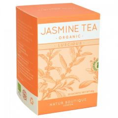 Natur Boutique London Organic Jasmine Tea 20 Sachets