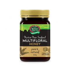 MOTHER EARTH MULTIFLORAL HONEY 500g