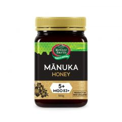 MOTHER EARTH MANUKA HONEY 5+ MGO83+ 500g