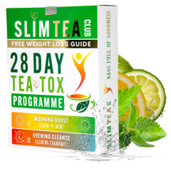 Slim Tea Club 28 Days