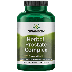 Swanson Herbal Prostate Complex 200 Caps