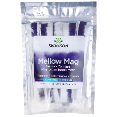 Swanson Mellow Mag 330mg Assorted 12 Stk