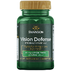 Swanson Ultra Vision Defense 60 Softgels