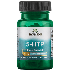 Swanson Ultra 5-htp - Extra Strength 100 Mg 60 Caps