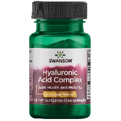 Swanson Ultra Hyaluronic Acid Complex 83mg 60 Caps